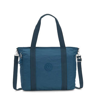 Asseni Tote Bag - Mystic Blue