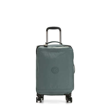 키플링 캐리어 Kipling Spontaneous Small Rolling Luggage,Light Aloe
