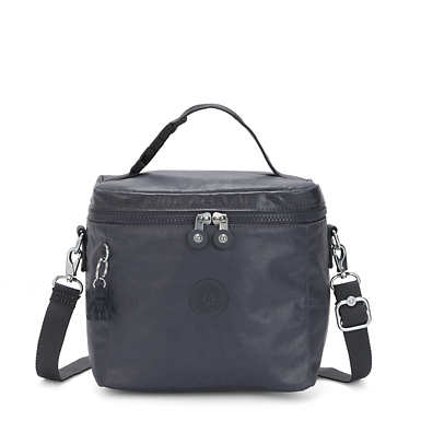 Graham Lunch Bag - Slate Laquer