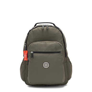 "Seoul Go Large 15"" Laptop Backpack - Cool Moss"