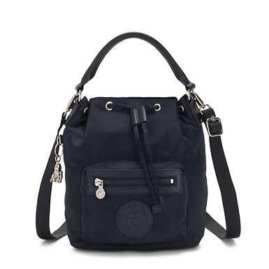 Violet Small Convertible Bag - True Blue Twill
