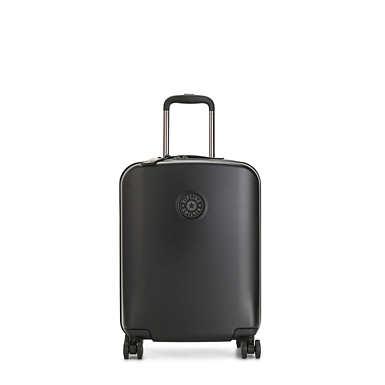 키플링 여행 하드 캐리어 스몰 Kipling Curiosity Small 4 Wheeled Rolling Luggage,Black Noir