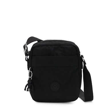 키플링 히사 크로스백 미니, 폰백 Kipling Hisa Crossbody Bag,Black Noir