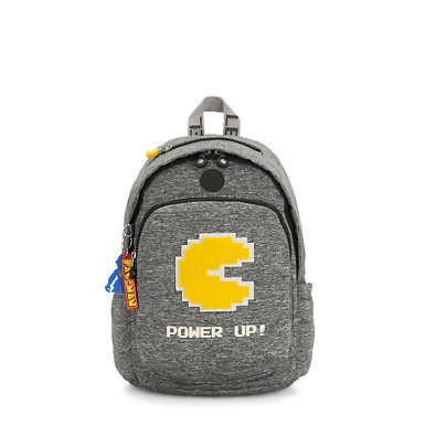 Pac-Man Delia Backpack - Melange Grey