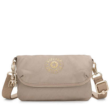 Ibri Convertible  Metallic  Bag - Fungi Star