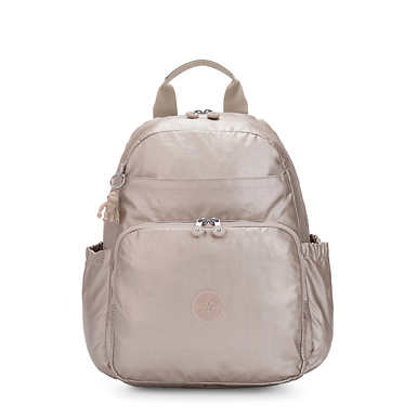 "Maisie 13"" Laptop Metallic Backpack - Metallic Glow"