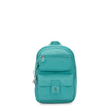 키플링 Atinaz 백팩 스몰 Kipling Atinaz Small Backpack,Seaglass Blue
