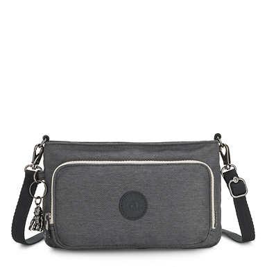 Myrte Convertible Bag - Charcoal