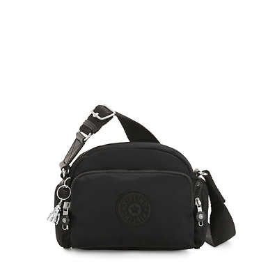 Jenera Small Crossbody Bag - Rich Black