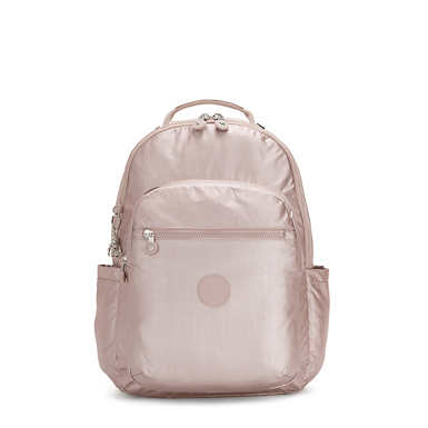Seoul Baby Diaper Backpack - Metallic Rose
