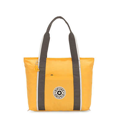 Era Medium Tote Bag - Vivid Yellow