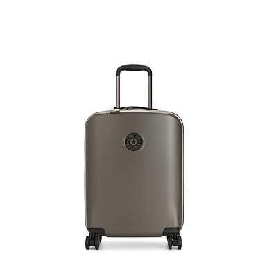 키플링 큐리오시티 롤링 캐리어 스몰 Kipling Curiosity Small 4 Wheeled Rolling Luggage,Cool Moss