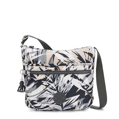 Arto Printed Crossbody Bag - Urban Palm