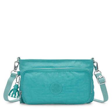Myrte Convertible Bag - Seaglass Blue
