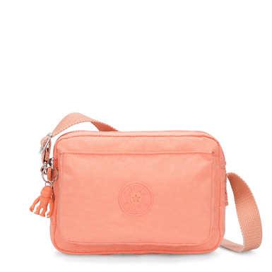 Abanu Medium Crossbody Bag - Peachy Coral