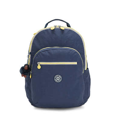 "Seoul Extra Large 17"" Laptop Backpack - Blue Thunder"