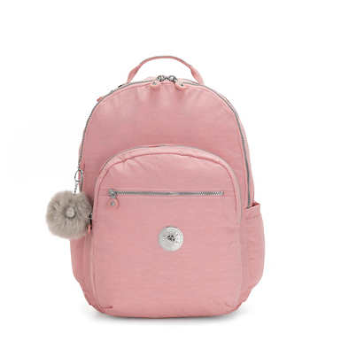 "Seoul Extra large 17"" Laptop Backpack - Bridal Rose"
