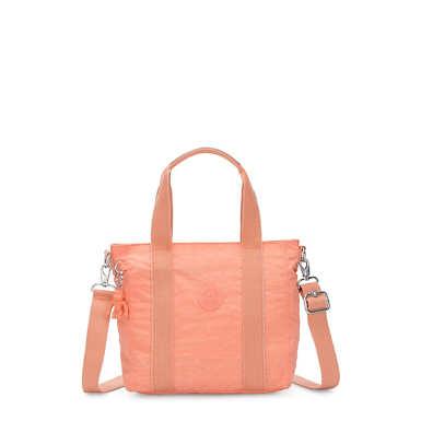 Asseni Mini Tote Bag - Peachy Coral