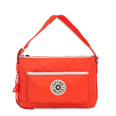 Erna Shoulder Bag - Rapid Red