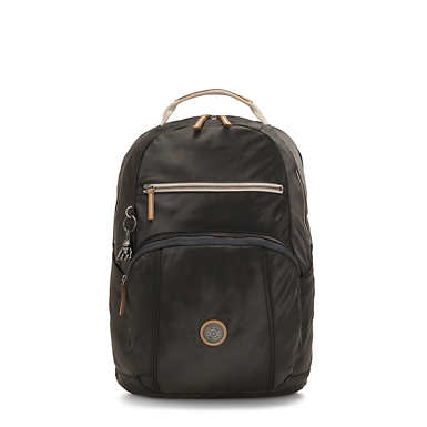 Troy Laptop Backpack - Delicate Black
