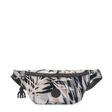 키플링 프레쉬 벨트백 Kipling Fresh Printed Waist Pack,Urban Palm