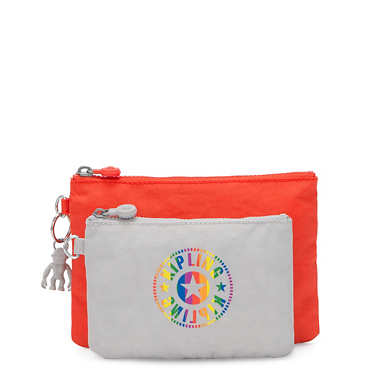 Duo Pouch 2-in-1 Pouches - Curiosity Grey