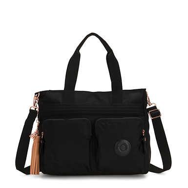 Esiana Tote Bag - Rose Black
