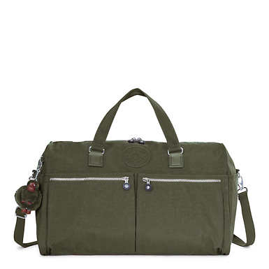 Itska Duffel Bag - Jaded Green
