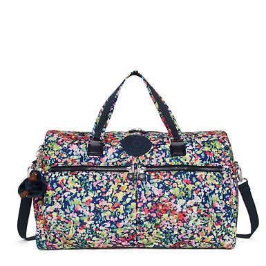 Itska Printed Duffel Bag