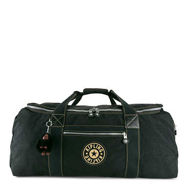 Powerhouse Large Duffel Bag - Black