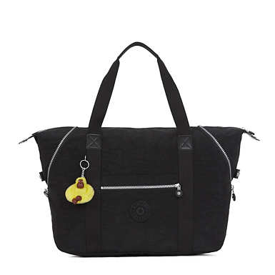 Art Medium Tote Bag - Black
