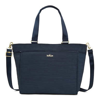 New Shopper Large Tote - True Dazz Navy