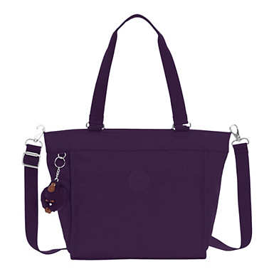 New Shopper Small Tote Bag - Deep Purple