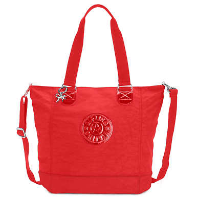 Shopper Combo Tote - Cherry Classic