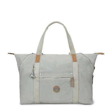 Art Medium Tote Bag - Aged White BL