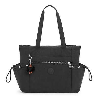 Jasper Tote Bag - Black
