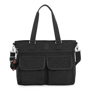Pia Tote Bag - Black