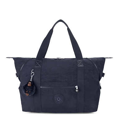 Art Medium Tote Bag - True Blue Classic