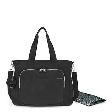 Miri Diaper Bag - Black