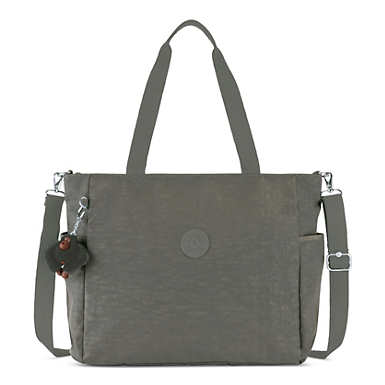 Lindsey Tote Bag - Dusty Grey