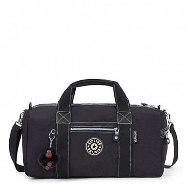 Tag Along Duffel Bag - Black