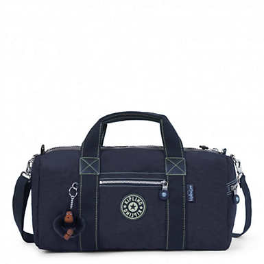 Tag Along Duffel Bag - True Blue