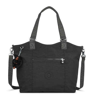 Griffin Tote Bag - Black
