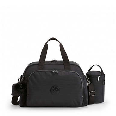 Camama Diaper Bag - True Dazz Black