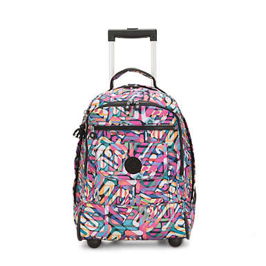 Sanaa Large Rolling Backpack