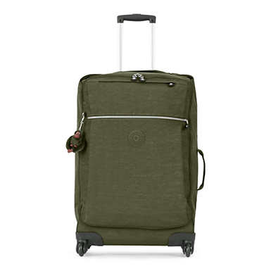 Darcey Medium Rolling Luggage - Jaded Green