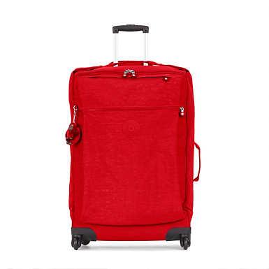 키플링 롤링 캐리어 Kipling Darcey Large Rolling Luggage,Cherry Tonal Zipper
