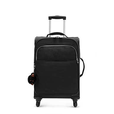 Parker Small Carry-On Rolling Luggage - Black Classic