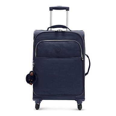 Parker Small Carry-On Rolling Luggage - True Blue Classic
