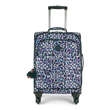 키플링 파커 러기지 스몰 Kipling ParkerSmall Printed Wheeled Carry-On Luggage,Blended Geo
